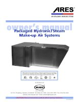 Tài liệu Packaged Hydronic/ steam make-up Air System pptx