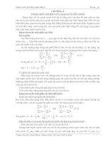 Tài liệu Giáo trình cơ sở Kỹ thuật điện VII ppt