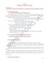 Tài liệu Bài giảng Thi công các công trình thuỷ lợi (phần 3) pptx