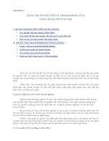 Tài liệu CHƯƠNG 5 QUẢN TRỊ NGUỒN VỐN VÀ THANH KHOẢN CỦA NGÂN HÀNG THƯƠNG MẠI docx
