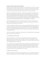 Tài liệu Cách viết một lá thư bán hàng hoàn hảo pdf