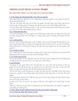 Tài liệu Kỹ thuật an toàn về điện_chương 6 docx