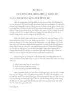 Tài liệu Lý thuyết mật mã - Chương 11 pdf
