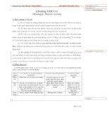 Tài liệu Bài giảng Giải phẫu Thú y - Chương II: Hệ cơ pdf