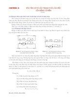 Tài liệu Đặc tính cơ và các trạng thái làm việc của động cơ điện pdf