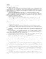 Tài liệu Kinh nghiệm lãnh đạo -quản trị học pdf