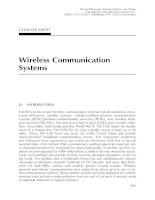Tài liệu Lò vi sóng RF và hệ thống không dây P8 ppt