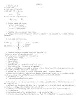 Tài liệu Câu hỏi trắc nghiệm hóa học 12 - phần Ankan ppt