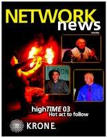 Tài liệu ADC KRONE Network News - Vol.10 No.2 - 2003 pptx