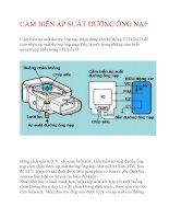 Tài liệu Cảm biến áp suất đường ống nạp pdf