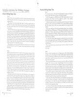 Tài liệu IELTS to sccess part 6 docx