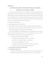 Giao trinh TRÍ TUỆ NHÂN TẠO  Chương 2CÁC PHƯƠNG PHÁP TÌM KIẾM LỜI GIẢI TRONGKHÔNG GIAN TRẠNG THÁI