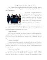 Tài liệu Phỏng vấn xin việc thành công với ''''''''5 T'''''''' pdf