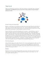 Tài liệu Tiếp thị số (TTS) ngày càng tiện lợi. docx