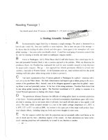 Tài liệu IELTS reading and writing part 2 pdf