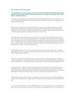 Tài liệu Kinh nghiệm phỏng vấn pptx