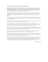 Tài liệu Hướng dẫn hạch toán kế toán nghiệp vụ phái sinh tiền tệ doc