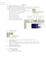 Tài liệu Giáo trình CorelDraw - Bài 3 doc