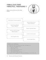 Tài liệu 1001 Brilliant Writing Ideas part 5 ppt