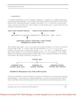 Tài liệu ANALOG BEHAVIORAL MODELING WITH THE VERILOG-A LANGUAGE- P2 ppt