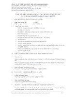 Tài liệu CTy Thủy Sản An Giang - Thuyết minh báo cáo tài chính quý 3 năm 2008 docx