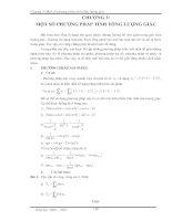 Tài liệu Lượng giác - 9.Phương pháp tính tổng lượng giác doc
