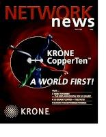 Tài liệu ADC KRONE Network News - Vol.11 No.3 - 2004 pdf