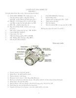 Tài liệu Hướng dẫn sử dụng Canon EOS 350D pdf