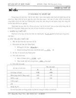 ĐỒ án cấp THOÁT nước TRONG NHÀ (kèm bản VEX)