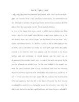 Tài liệu THE JUNIPER-TREE -GRIMM''''S FAIRY TALE ppt