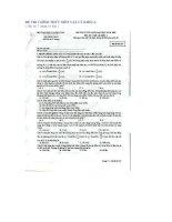 Tài liệu THI CHÍNH THỨC MÔN VẬT LÝ KHỐI A pptx