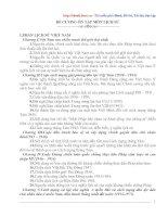 Tài liệu Hướng dẫn tóm tắt ôn tập môn Lịch sử theo từng chương ppt