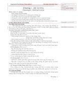 Tài liệu Bài giảng Giải phẫu Thú y - Chương I: Hệ xương ppt