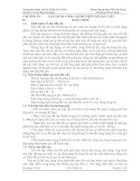 Tài liệu CHƯƠNG IV: XÂY DỰNG CÔNG TRÌNH TRÊN NỀN ĐẤT YẾU ppt