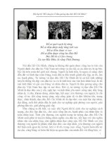 Tài liệu Kể chuyện về tấm gương đạo đức Hồ Chí Minh pptx