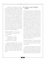 Tài liệu RESEARCH AND WRITING SKILLS SUCCESS PART 10 pdf