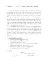 Tài liệu Thiết kế và thi công mạch cảnh báo tốc độ và tính cước taxi Nguồn, chương 4 doc