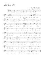 Tài liệu Bài hát cô lái đò - Nguyễn Đình Phúc (lời bài hát có nốt) pptx