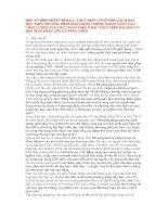 Tài liệu MỘT SỐ BIỆN PHÁP CHỈ ĐẠO - THỰC HIỆN CÓ NỀ NẾP, CÁCH DẠY HỌC THEO PHƯƠNG PHÁP HOẠT ĐỘNG NHÓM, NHẰM NÂNG CAO CHẤT LƯỢNG GIÁO DỤC TOÀN DIỆN Ở BẬC THCS TRÊN ĐỊA BÀN CÓ HỌC SINH PHẦN LỚN LÀ NÔNG THÔN pptx