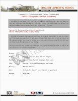 Tài liệu Bài 22: Than phiền và Sự cố (tiếp theo) pdf