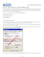 Tài liệu Part 17 - Terminal Service - Remote Desktop - VNC doc