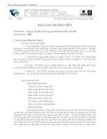 Tài liệu BÁO CÁO THƯỜNG NIÊN 2008 của Công ty CP Thương mại XNK Thủ Đức docx