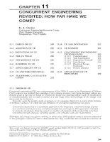 Tài liệu Concurrent Engineering Revisited pdf