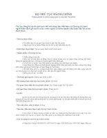 Tài liệu Thủ tục đăng ký dự thi sát hạch đối với công dân Việt Nam có Chứng chỉ hành nghề thẩm định giá do tổ chức nước ngoài có thẩm quyền cấp được Bộ Tài chính thừa nhận. docx