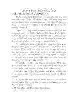Tài liệu Thiết kế và thi công mạch quang báo dùng EPROM, chương 14 pdf