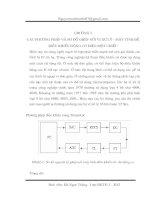Tài liệu Chương 2: Các phương pháp và sơ đồ ghép nối vi xử lý - máy tính để điều khiển động cơ điện một chiều doc