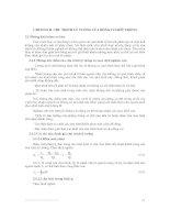 Tài liệu Chương II: Chu trình lý tưởng của động cơ đốt trong ppt