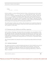Tài liệu ANALOG BEHAVIORAL MODELING WITH THE VERILOG-A LANGUAGE- P3 doc