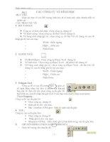 Tài liệu Giáo trình CorelDraw - Bài 2 ppt