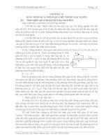 Tài liệu Khái niệm quá trình quá độ trong mạch điện doc